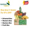 Organic Box Bundle Box Promo 8% OFF