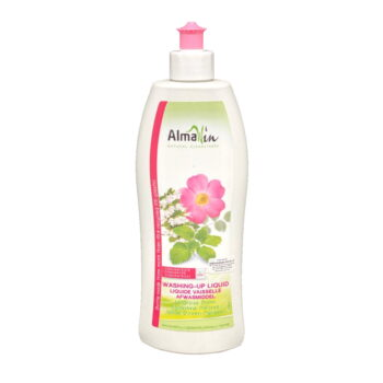 Almawin Washing-Up Liquid Wildrose Balm 500ML