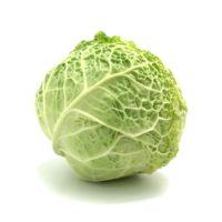 Organic Savoy Cabbage 300g Malaysia