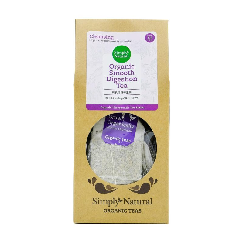 Simply Natural Organic Smooth Digestion Tea 32g