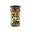 Terra Creta Organic Green Olives 160g Greece