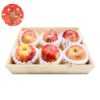 Organic Jumbo Kiku Apple in Box (Send A Gift To Your Dearest)